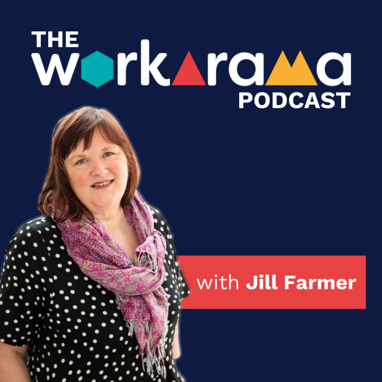 TRAILER: The Workarama Podcast